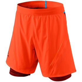 Dynafit Alpine Pro 2-in-1 Shorts Heren, dawn